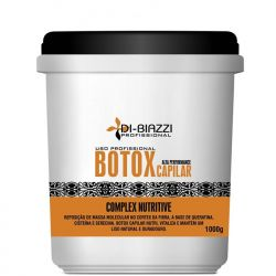 Di-Biazzi Botox Capilar 1kg + Shampoo Anti Resíduos All Time 1000ml