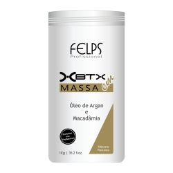 Botox Capilar Felps 1kg + Shampoo Anti Resíduos All Time 1000ml