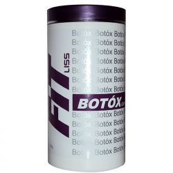 Botox Capilar Fit Liss 1Kg + Shampoo Anti Resíduos All Time 1000ml