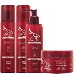 Zap Nourish Home Care Kit Tratamento Completo