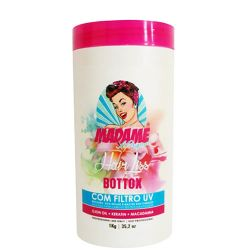 Madame Hair B-tox Capilar Hair Liss Máscara 1000g