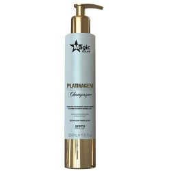 Magic Color Platinagem Exclusive Blond Champagne  - 350 ml