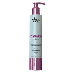 Magic Color Platinagem Exclusive Blond Rosê  - 350 ml