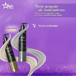 Magic Color Matizador Rapunzel Blond Silver - 350ml  - foto principal 1