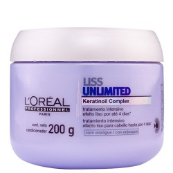 Loreal Profissional Liss Unlimited Máscara - 200g