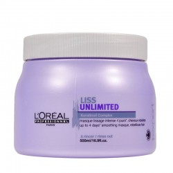 Loreal Profissional Liss Unlimited Máscara - 500g