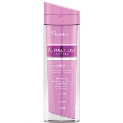 Elisafer Absolut Liss Effects Shampoo - 250ml