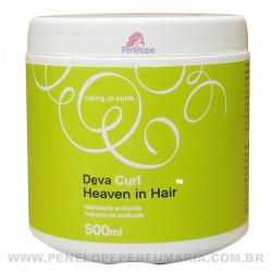 Deva Curl Heaven in Hair Máscara 500g  - foto principal 1