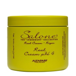 Alfaparf Salone Real Cream pH 4 Máscara de - 500ml