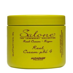 Alfaparf Salone Real Cream pH 4 Máscara de - 500ml  - foto principal 1