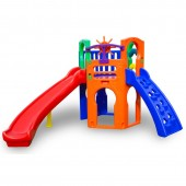 Playground Royal Play com 1 Escorregador - Freso  - foto 3