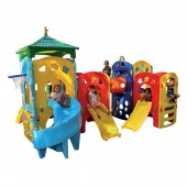 Playground Modular Advanced - Xalingo  - foto 4