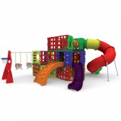 Playground Poly Play Colossos - Xalingo  - foto 1
