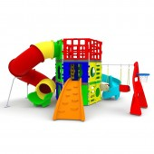 Playground Polyplay Atlas - Xalingo  - foto 4