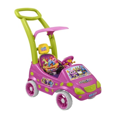 Roller Baby Monster Rosa - Magic Toys  - foto principal 1