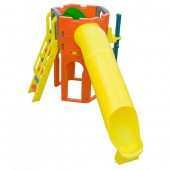 Playground GoldenPlay com 1 Tubo - Freso