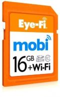 CARTAO DE MEMORIA EYE-FI MOBI 16GB SDHC CLASSE 10 WIRELESS