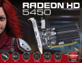 Placa de Vídeo PCE-EXP AMD RADEON PCYES HD5450 1GB DDR3 64 BITS LOW PROFILE