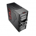Gabinete Aerocool Strike-X One Advance Black sem Fonte EN58377