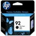 Cartucho HP C9362 preto original - 92
