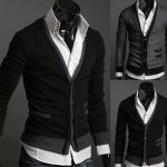 Cardigan Sweater Estilo Fashion Detalhe