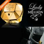 Perfume Lady Million Feminino 80ml