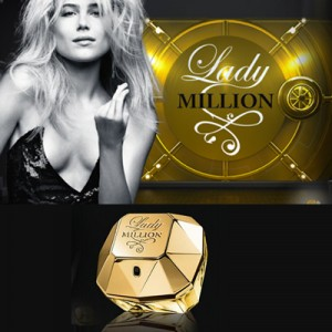 Perfume Lady Million Feminino 80ml  - foto principal 2