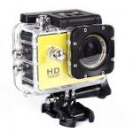 Câmera Filmadora Mini Go Hero 3 Full HD DVR