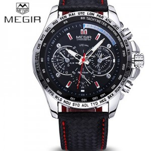 Relógio Megir Wrist Watch Luxury  - foto principal 2