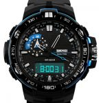 Relogio Skmei Big Dial Water Proof