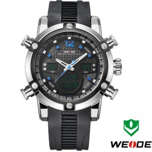 Relógio Weide Sports Military Rubber  - foto principal 2