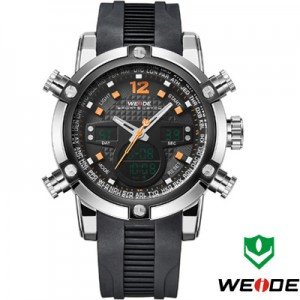 Relógio Weide Sports Military Rubber  - foto principal 6
