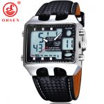 Relógio OHSEN Men Sport Watches