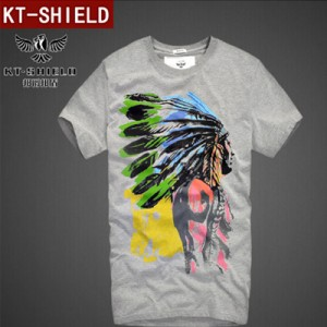 Kit Com 3 Camisetas Bordadas KT-SHIELD  - foto principal 4