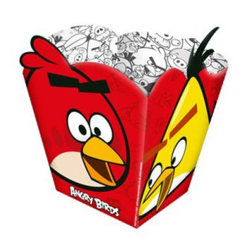 Cachepot Angry Birds Pct 08 unidades