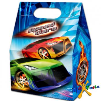 Caixa Surpresa Speed Cars Pct 08