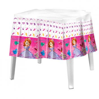 Toalha de Mesa Plástica Sofia The Firsh