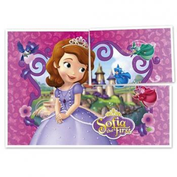 Painel Gigante Cartonado Sofia The Firsh - 4 Lâminas