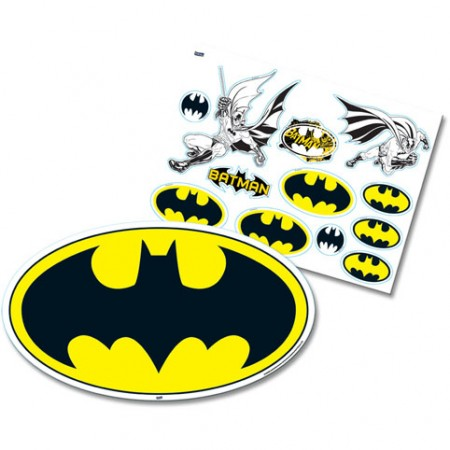 Kit Decorativo Cartonado Batman Geek  - foto principal 1