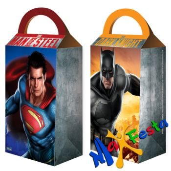 Caixa Surpresa Batman Vs Superman Pct 08 unidades