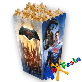 Pipoqueira Batman Vs Superman 08 unidades