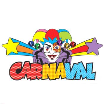 Painel Carnaval E.V.A