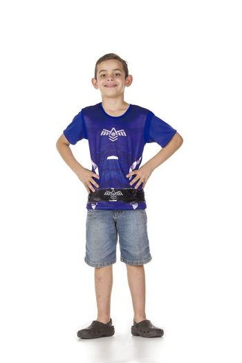Camiseta Major Estelar Infantil