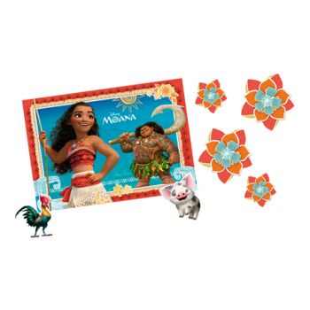 Kit Decorativo Cartonada Moana