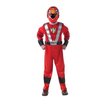 Fantasia Power Rangers Red Longa