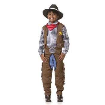 Fantasia Xerife Infantil - Country