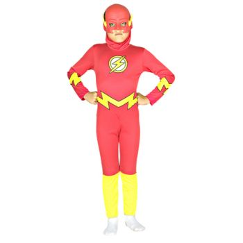 Fantasia The Flash Longa Infantil