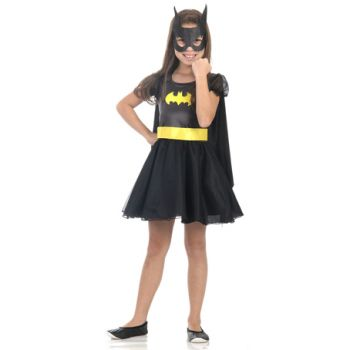 Fantasia Bat Girl Infantil