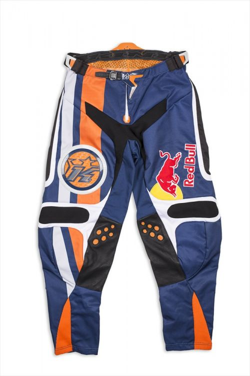 Calça Kini Red Bull Vintage Orange / Blue