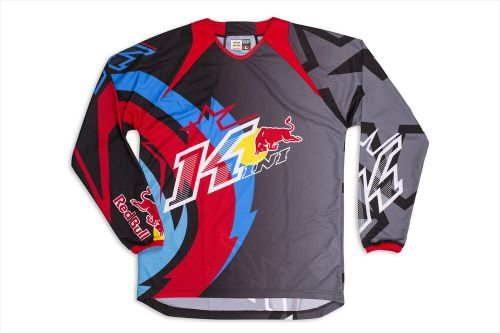 Camisa Kini Red Bull Revolution MX
